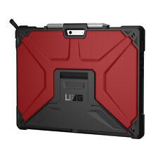 UAG Metropolis Flip Cover Microsoft Surface Pro x Shockproof Case Set-Red