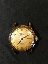 Pontiac Nageur M.P.52 Swiss made automatic men's watch 1950 17 jewels ETA 1256