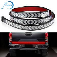 59'' Arrow Tailgate LED Light Bar Turn Signal Scanning Brake Lamp for Car Pickup