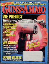 Magazine GUNS & AMMO July 1997 ! BROWNING Model 1919A4 Semi-Auto .30-06 RIFLE !