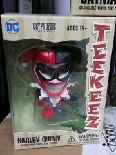DC Teekeez Harley Quinn 2.75-Inch Collectible Vinyl Figure