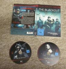 The Blackout - Die komplette Serie; auf DVD; FSK16; ca. 283 min; neuwertig