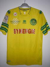 maillot FCN NANTES porté par Filip DJORDJEVIC contre RENNES match worn shirt
