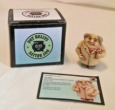 Harmony Kingdom Grin Maker Pot Bellys collectible figurine trinket Nib dentist