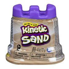 """Kinetic Sand 4.5 oz Sealed """"The One & Only Kinetic Sand"""" Stress Relief Beach"""
