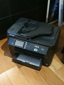 Epson WorkForce Pro WF-3720 All-In-one Printer. Used once - perfect condition!