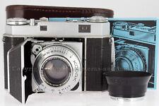 Kodak RETINA IIa con retina-Xeno f:2/50mm, borsa istruzioni (copia!) #at