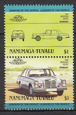 H152) Timbres Neufs MNH (MERCEDES 300 SEL) / NANUMEA-TUVALU /CARS-AUTOMOBILES