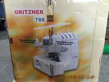 Gritzner Overlock Nähmaschine 788
