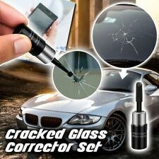 Car Automotive Glass Nano Window Glass Crack chip Repair Fluid tool windshield