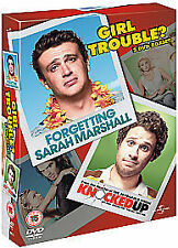 Forgetting Sarah Marshall/Knocked Up [DVD], 5050582589054