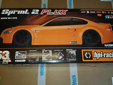 112862 HPI Sprint 2 Flux RTR BMW M3 GTS Body