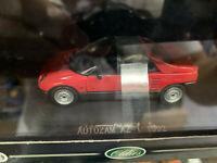 Ebbro 1/43 Scale Die-Cast Model Car - AUTOZAM AZ-1 Red 1992 New in Box