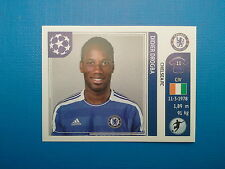 Panini Champions League 2011-12 n.292 Drogba Chelsea
