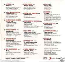 RARE 80'S CD A Flock of Seagulls STONE ROSES The Romantics THOMPSON TWINS Pixies