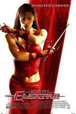 ELEKTRA - 2005 - Original D/S 27x40 REGULAR STYLE Movie Poster - JENNIFER GARNER