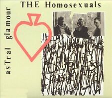 """The Homosexuals """"Astral Glamour"""" 3 cd set NEAR MINT"""