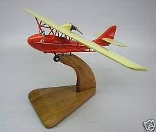 CW-1 Curtiss-Wright Airplane Desktop Wood Model Big New
