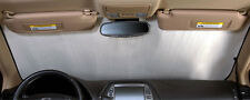2002-2004 Jeep Grand Cherokee (Wj) Overland Custom Fit Sun Shade