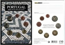 Portugal 2010 - Euro Coin Set Collection (BU) Card Limited Edition