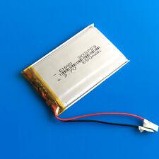 3.7V 650mAh Li Po Rechargeable Battery For Speaker MP3 MP4 303759 PSP Smart Band