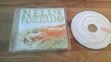CD Pop Nelly Furtado - Whoa, Nelly (15 Song) SKG / DREAMWORKS