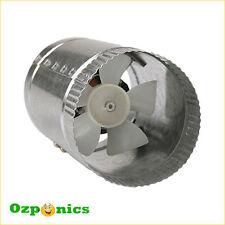 """Metal/Steel 4"""" Fan Hydroponic Environmental Controls"""
