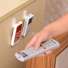 Pocket TV Air Conditioner Remote Control Organizer Storage Stand Holder Hook CA