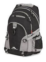 NEW High Sierra Loop Backpack Black Charcoal FREE SHIPPING