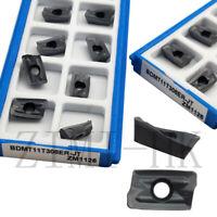 10pcs BDMT11T308 milling carbide insert BDMT 11T308ER-JT for MEC.11T