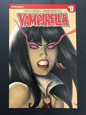 VAMPIRELLA #0 Limited to 1:50 variant by Joseph Michael Linsner VF/NM (a)