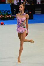 Rhythmic Gymnastics Leotard.Competition Acro Baton Twirling Dance Tap Leotard