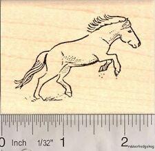 Running Horse rubber stamp H11910 WM