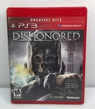 Ps3 Dishonored ( Like New )