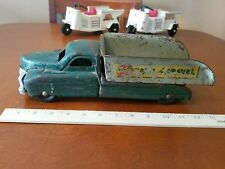 Buddy L 1941 Sand and Gravel Dump Truck Pressed Steel Toy Vintage
