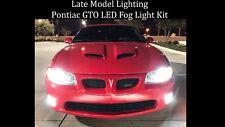 2004-2006 Pontiac GTO High Powered LED Fog Light Kit
