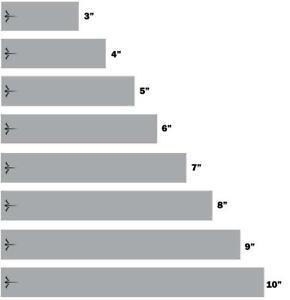 White Water Archery Metallic Silver Icon 15 Pc Arrow Wraps PIck Size Add Number
