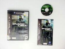 Splinter Cell game for Nintendo Gamecube -Complete