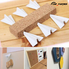6pc/lot Paper Airplane Push Pins Set Office Flying Pushing Thumbtack Drawing Pin