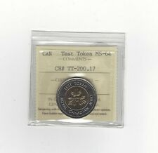 **Test Token**ICCS Graded Canadian, Toonie, Two Dollar, **MS-64**TT-200.17