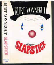 Slapstick by Kurt Vonnegut 1976 1st Edition Vintage Book