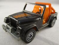 Vintage Siku Jeep CJ-5 1053  -  Made In West Germany  -  Frosties Promotion