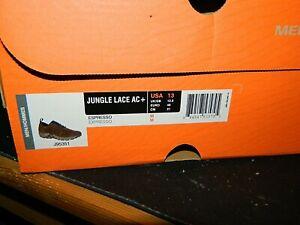 Merrell Jungle Lace AC+ Shoe Size 13 New