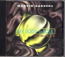 Marvin Gardens - My Body & Soul (Remixes) - CDA - 1997 - Eurohouse House