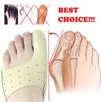 1x Big Toe Bunion Splint Straightener Corrector Foot Pain Relief Hallux Valgus B
