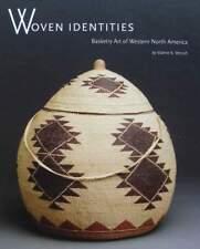 LIVRE/BOOK : Basketry Art of Western North America (vannerie l'Amérique du Nord