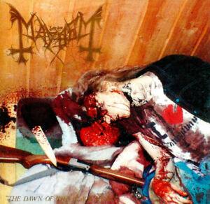Mayhem – Dawn Of The Black Hearts - DIGI PACK - darkthrone gorgoroth immortal