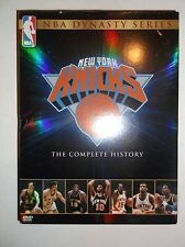NBA Dynasty Series: Complete History of the NY Knicks (DVD, 2005, 5-Disc Set)