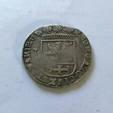 1 Gulden Zutphen 1687, The Netherlands