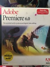 Adobe Premiere 6.0  Microsoft Windows 2000 Ready! Upgrade ES